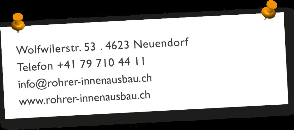 kontakt-rohrer-innenausbau